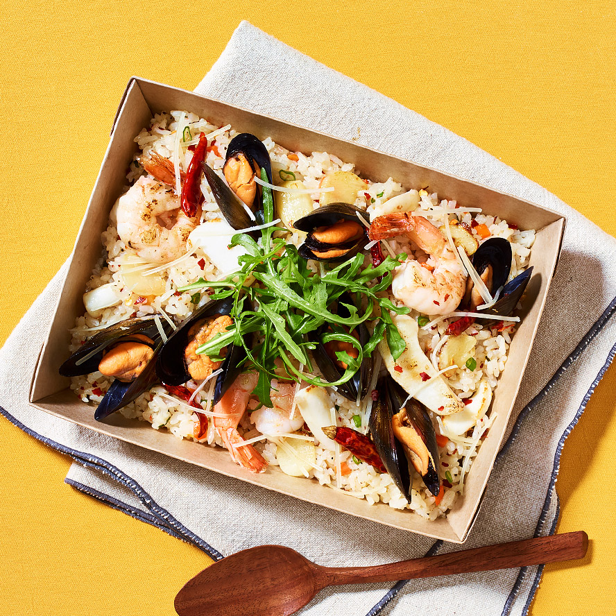 Spicy_garlic_seafood_rice